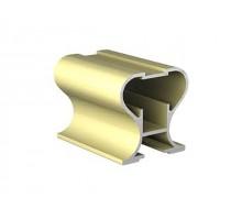 PC - Профиль вертикальный (закрытый) золото 5,1