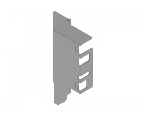 Z30M000S.04 Крепление задней стенки H 96,5 мм R серый