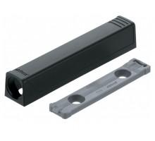 Tipon прямой держатель-короткий серый 956.1201