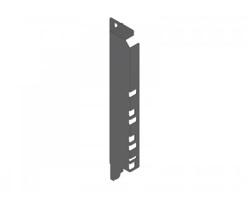 Z30D000S Крепление задней стенки 224 мм R графит