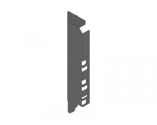 Z30C000S Крепление задней стенки 192 мм R графит