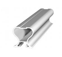 PC - Профиль вертикальный (закрытый) серебро 4,9